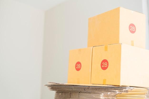 Boxverpackung produktverpackungsdesign express