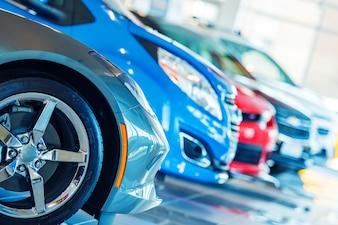 Brand New Cars zum Verkauf