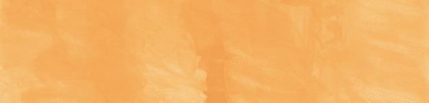 Braun gebrannte gelbe pastelltextur abstrakter panorama-banner-hintergrund hochauflösende scandatei
