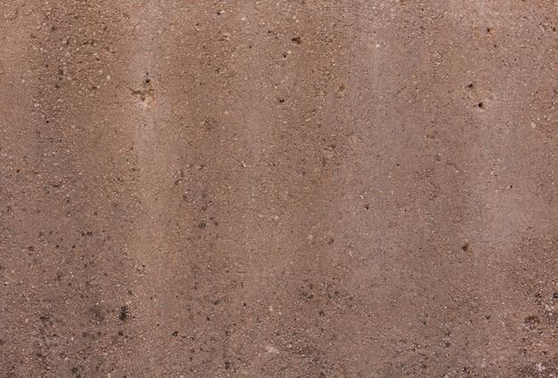 Braun gefärbt asphaltoberfläche