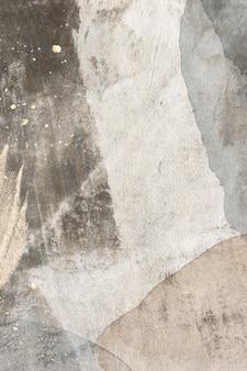 Braune grunge-hintergrundillustration