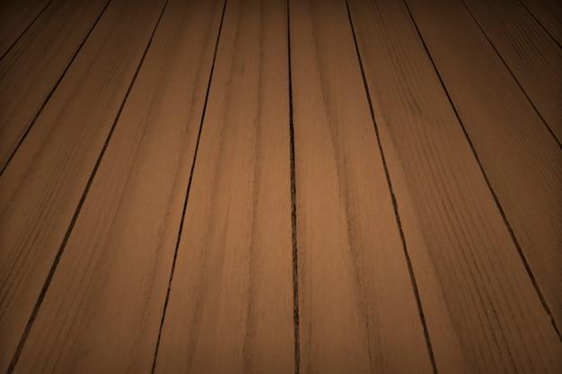 Braune holzbohlen gemusterter hintergrund
