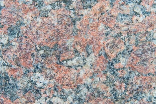 Braune, rote und graue rissige marmorstruktur