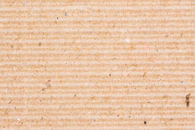Braune wellpappe papier textur