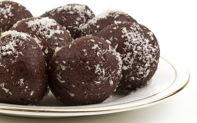 Brauner gulab jamun