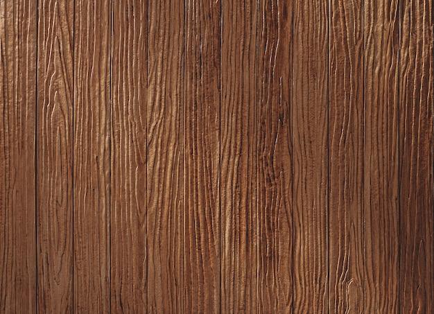 Brauner holzbeschaffenheitshintergrund, der vom natürlichen baum kommt. alte holztafeln
