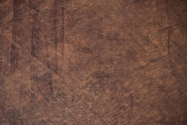Brauner holzhintergrund im schmutzstil