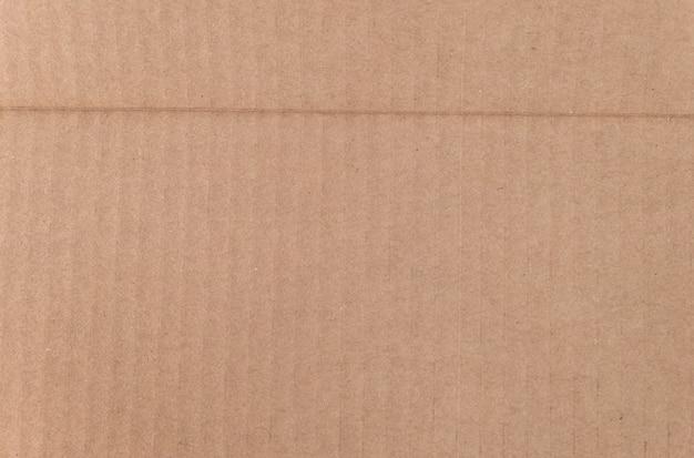 Brauner kartonbeschaffenheitshintergrund