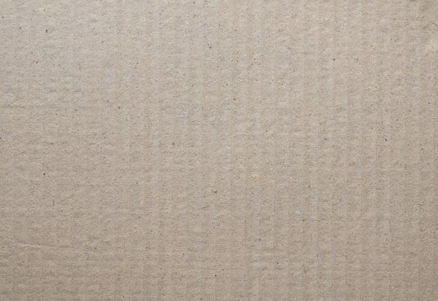 Brauner recyclingpapier textur hintergrund aus wellpappe karton