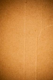 Brauner recyclingpapierhintergrund.
