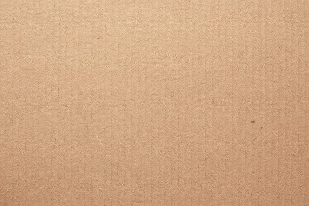 Braunes kartonblatt, textur des recyclingpapierkastens. Premium Fotos