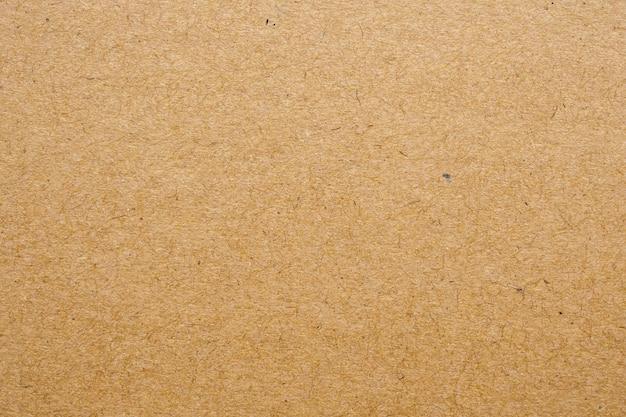 Braunes papier recyceltes kraftpapier textur karton hintergrund