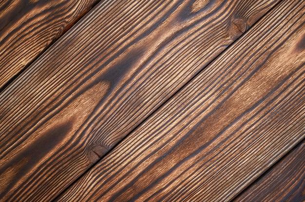 Braunes schönes muster und beschaffenheit der hölzernen planken für hintergrund