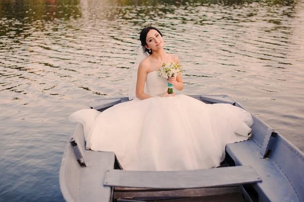 Braut mit gesicht illusion