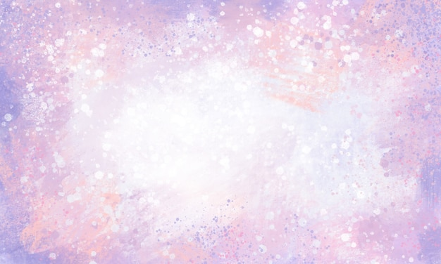 Breiter purpurroter rosa hintergrundpinsel beschmutzt