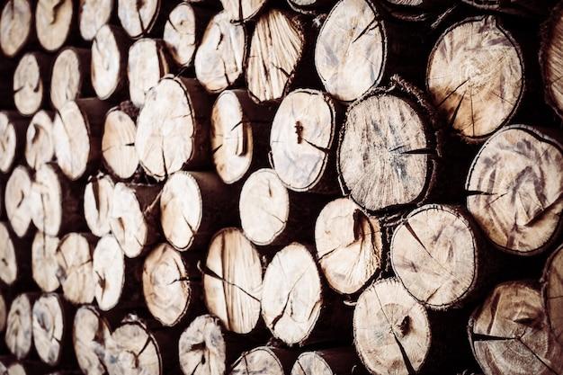 Brennholzprotokolle