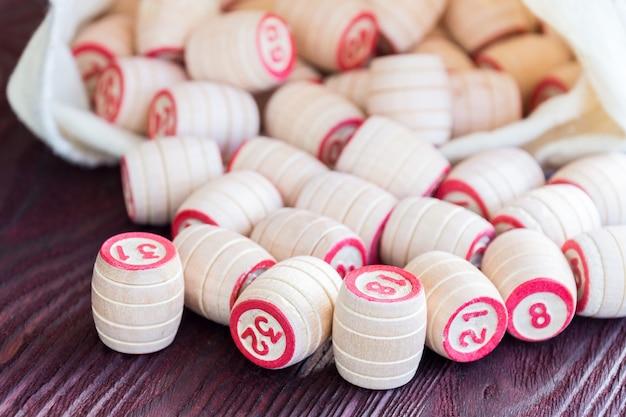Brettspiel lotto