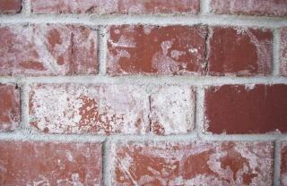 Brick wall, ziegel, außen