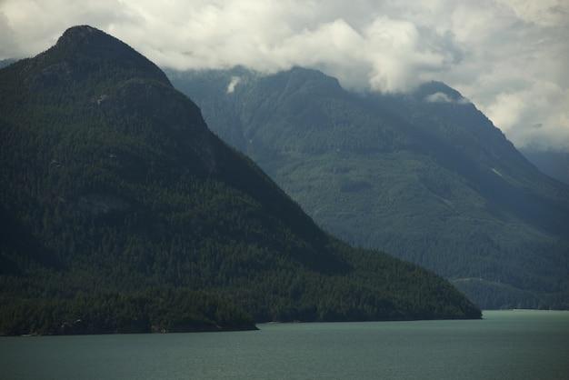 Britisch-kolumbien fjorde