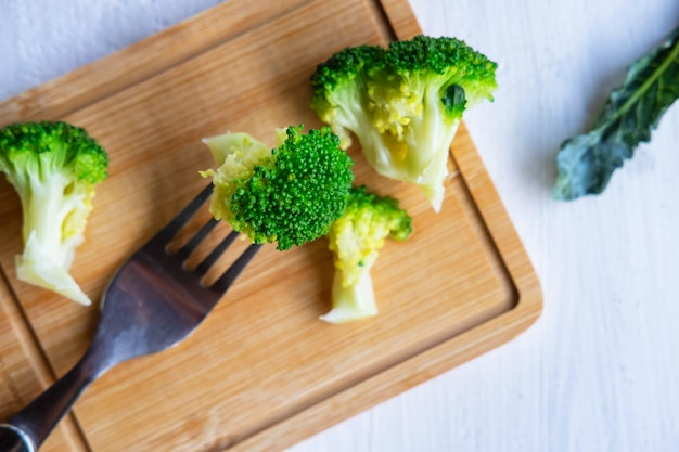 Brokkoli-gemüse für die gesundheit