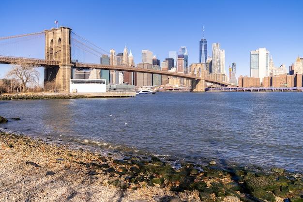 Brooklyn-brücke new york
