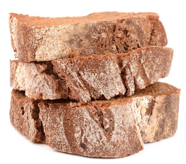Brot nahaufnahme detail isoliert