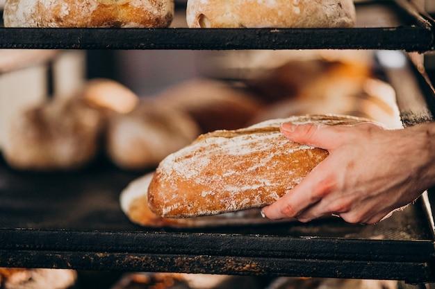Brotbackindustrie, leckeres gebäck