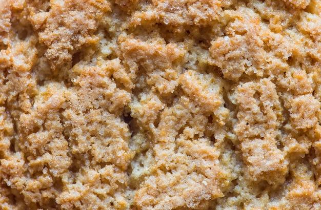 Brotkrusten-extremabschluß oben