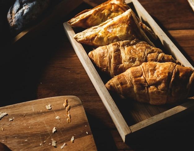 Brotladen backteig mehl bäckerei