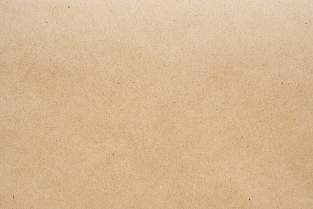 Brown eco recyceltes kraftpapier blatt textur karton hintergrund