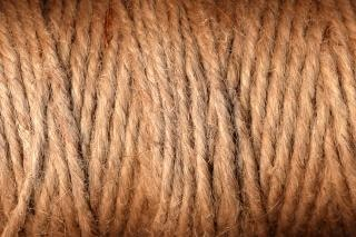 Brown garnfäden