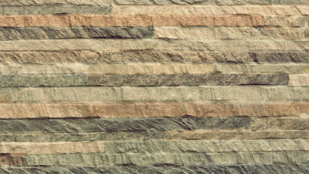 Brown-modernes backsteinmauermuster und -hintergrund