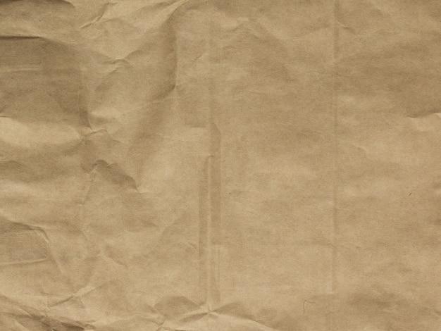 Brown oder khaki zerbröckelte papierstruktur