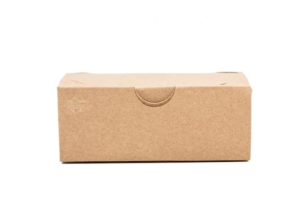 Brown-papierkasten
