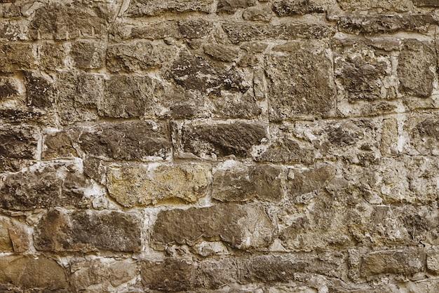 Brown steinmauer hintergrund