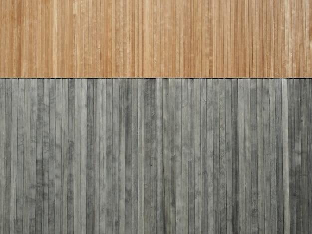 Brown und grauer hölzerner beschaffenheitshintergrund