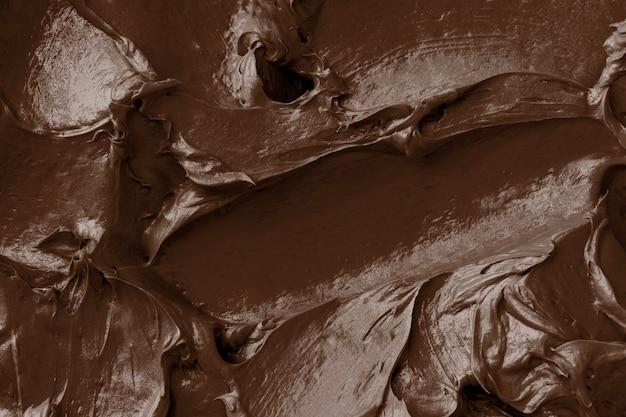 Brown zuckerguss textur hintergrund nahaufnahme