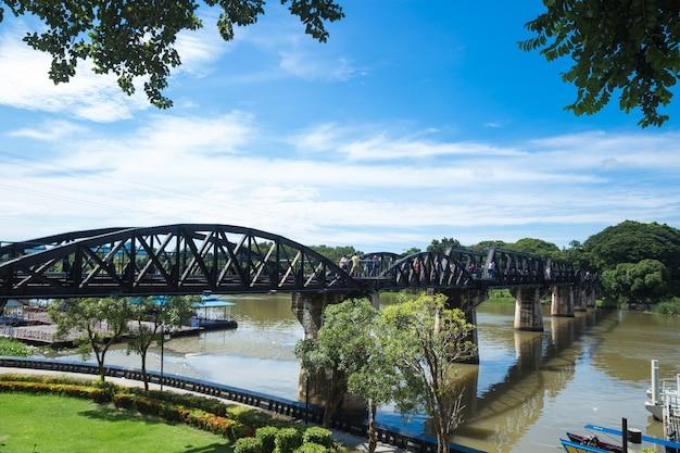 Brücke am fluss kwai