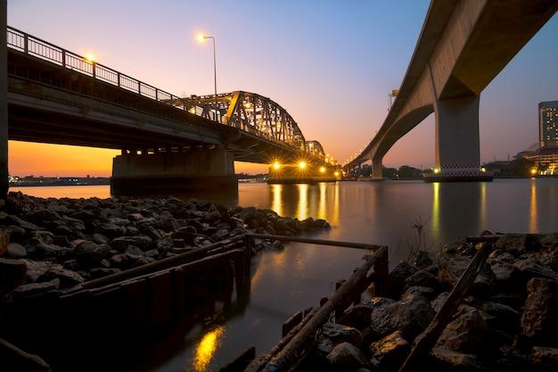 Brücke bangkok thailand