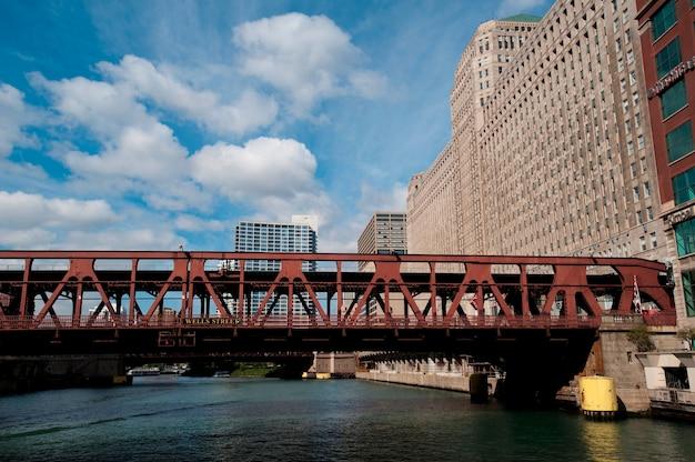 Brücke in chicago