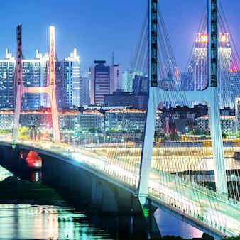 Brücke nacht