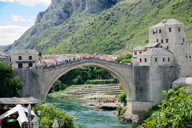 Brücke von mostar