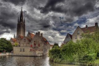 Brugge kanal