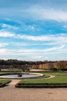 Brunnen und gärten von versailles