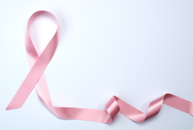 Brustkrebs-emblem