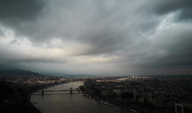 Budapest vor dem strom
