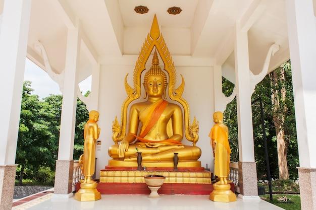 Buddha-bild in thailand