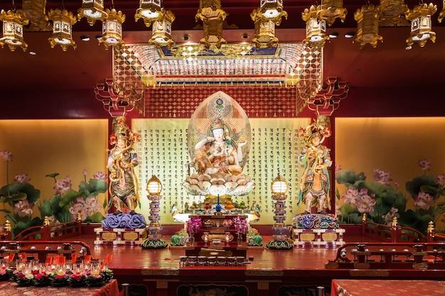 Buddha-zahntempel