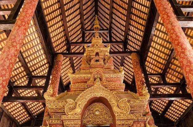Buddhistisches denkmal