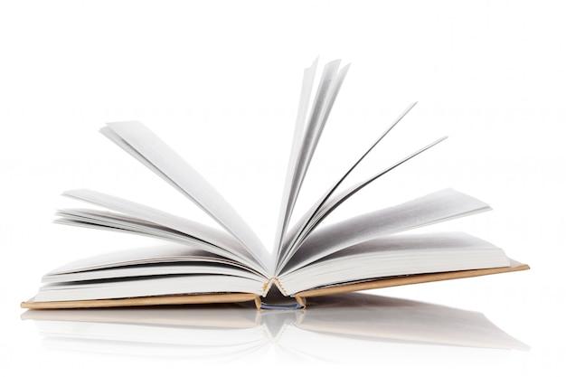 Bücher, isoliert auf weiss